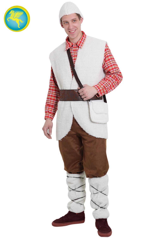 Costume da Pastore professionale adulto
